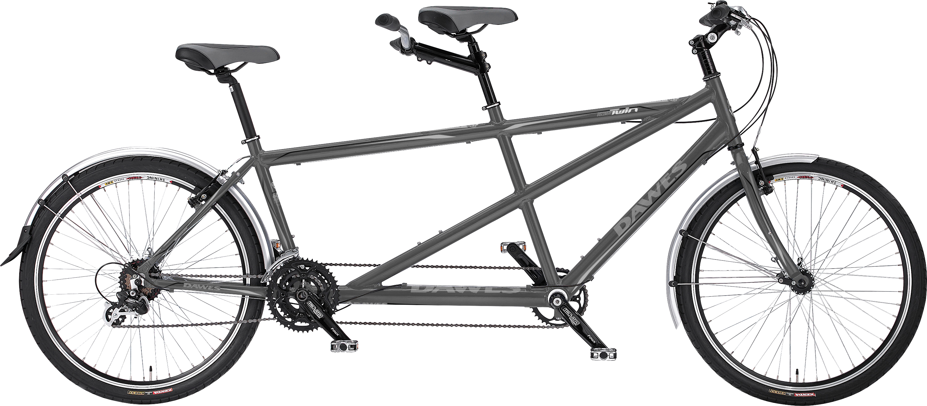 Discovery Twin Tandem 21-17
