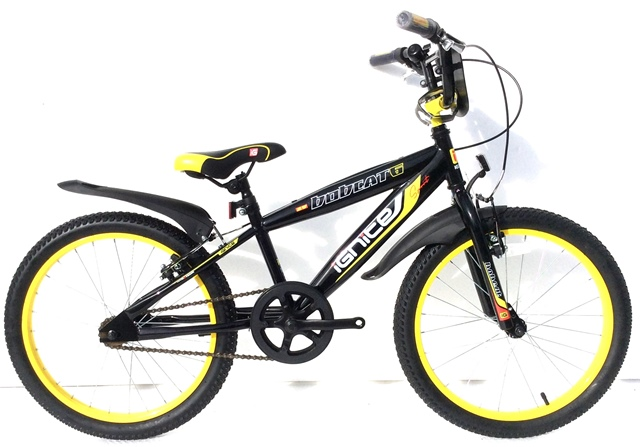 Bobcat 20 Boys Pavement Bike