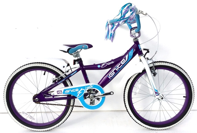Diva 20 Girls Pavement Bike